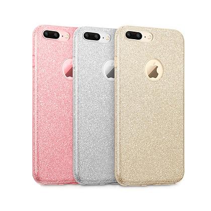 Capa Celular Glitter Iphone