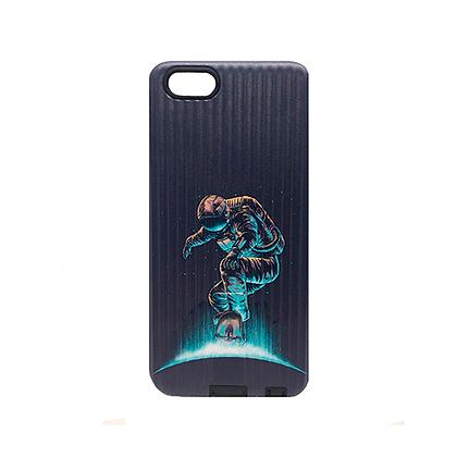 Capa Celular Anti Impacto Astronauta Iphone