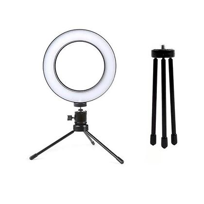 Iluminador Ring Light Led Lampada Circular 6 LEY-43