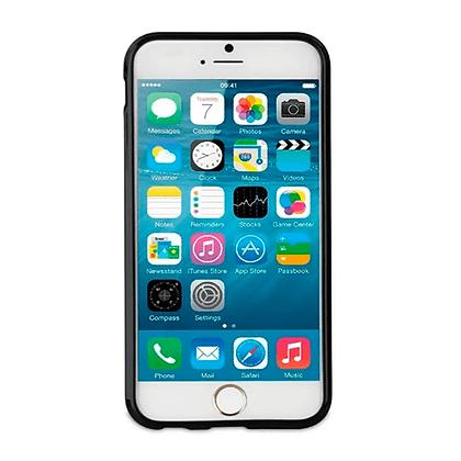 Capa Celular Preta Simples Iphone