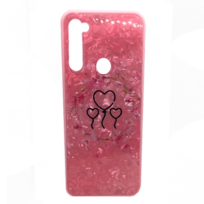 Capa Celular Corações Xiaomi