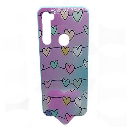 Capa Celular Coração Pop Socket Xiaomi