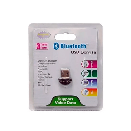 Mini Adaptador Bluetooth 2.0 Usb Dongle