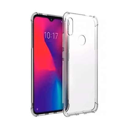 Capa Celular Quina Anti Shock Transparente Xiaomi