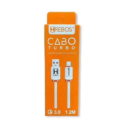 Cabo Hrebos Turbo V8 1.2M 3.1A HS-123