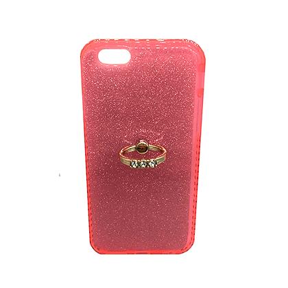 Capa Celular Pop Socket Anel Glitter