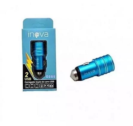Carregador Celular Veicular Inova 3.1A