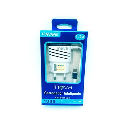 Carregador Celular Inova 1.2A V8 CAR-5014 G28