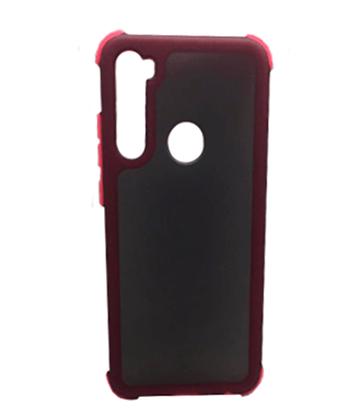 Capa Celular Fumê Bordas Coloridas Xiaomi