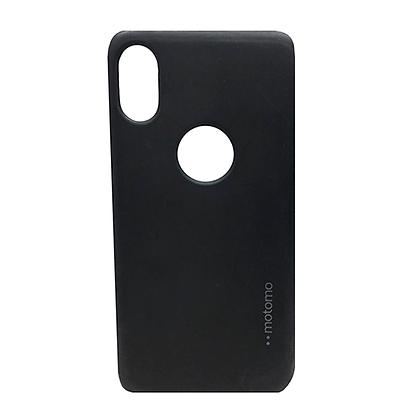 Capa Celular Preta Motomo Iphone