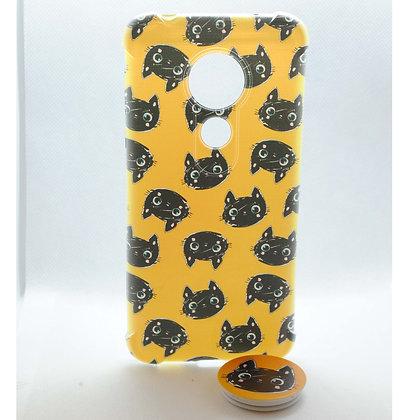 Capa Celular Gatinho  Popsocket