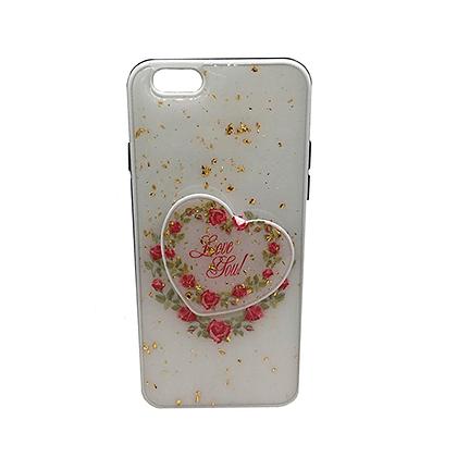 Capa Celular Pop Socket Love You Iphone