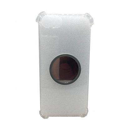 Capa Celular Quina Pop Socket Espelho