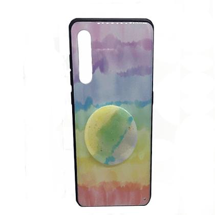 Capa Celular Cores Pop Socket Xiaomi