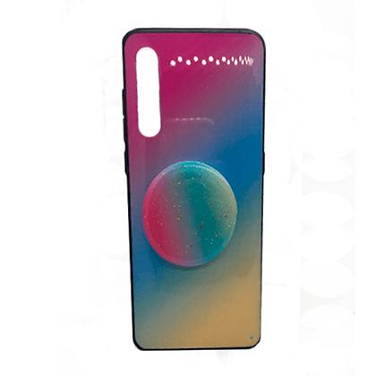 Capa Celular Colorida Pop Socket Xiaomi