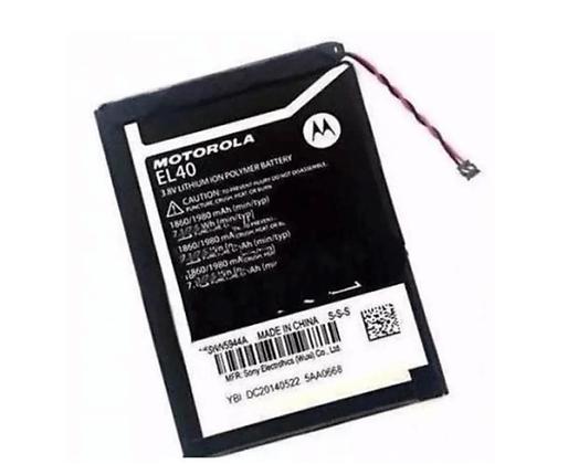 Bateria Moto E1 Xt1022 El40