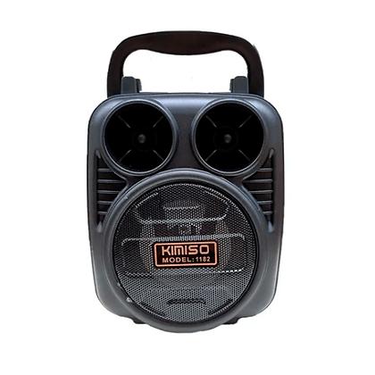 Mini Caixinha Bluetooth Som Portátil Kimiso 1182