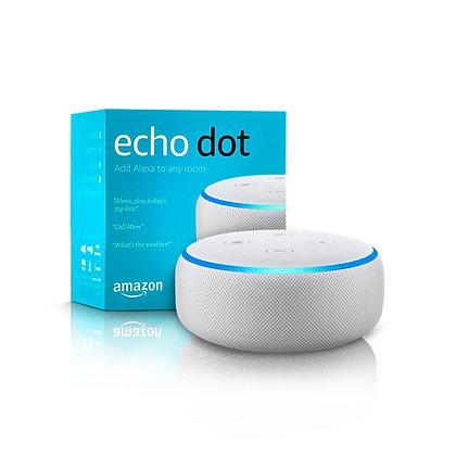 Caixa de Som Alexa Echo Dot