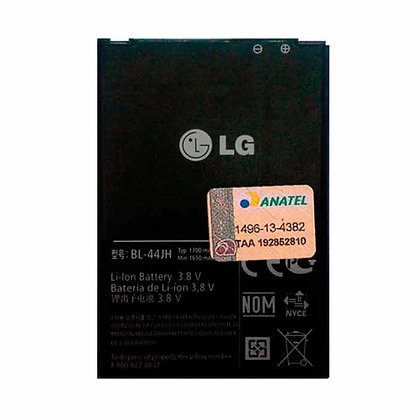 Bateria Bl44Jh Lg P705 Optimus L7, Lg E450 Optimus L5 Ii, Lg E4
