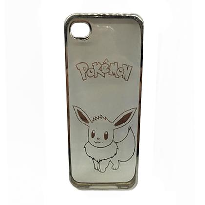 Capa Celular Transparente Pokémon
