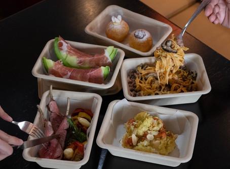 La Dotta Pasta Bar & Store expands delivery service to Silom!
