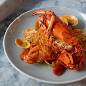 Tagliolini Canadian Lobster