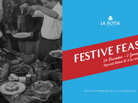 Festive Feast at La Dotta