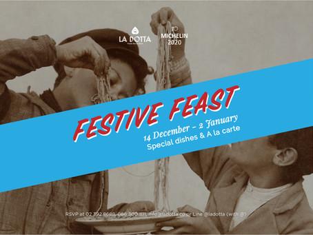 La Dotta's Festive Feast