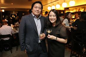 Choti Leenutaphong & Debby Tang
