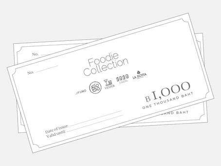 Foodie Collection Group  Gift Vouchers