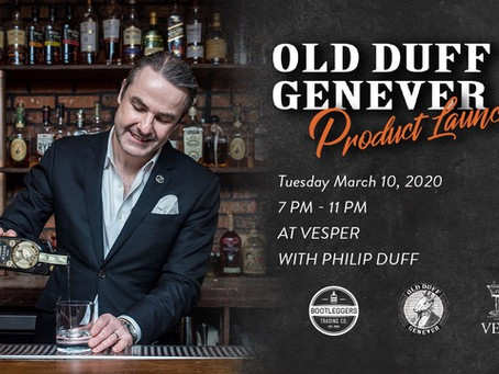 The Exclusive Launch of Old Duff Genever in Thailand