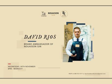 David Rios Live in Bangkok!
