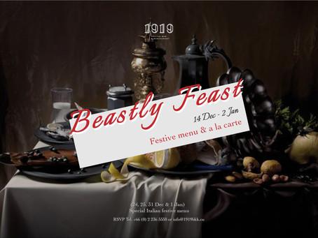 1919's Beastly Feast