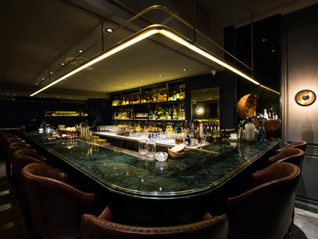 Vesper is now #11 in Asia's 50 Best Bars 2020!