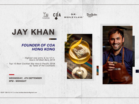 Jay Khan Live in Bangkok!