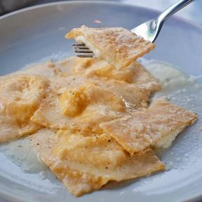 Burrata Ravioli