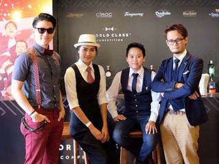 Best Bartender Team Southeast Asia 2016