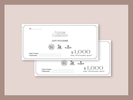 Foodie Collection Gift Voucher