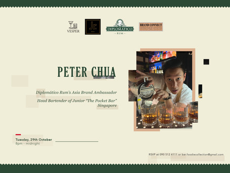 Peter Chua Live in Bangkok!