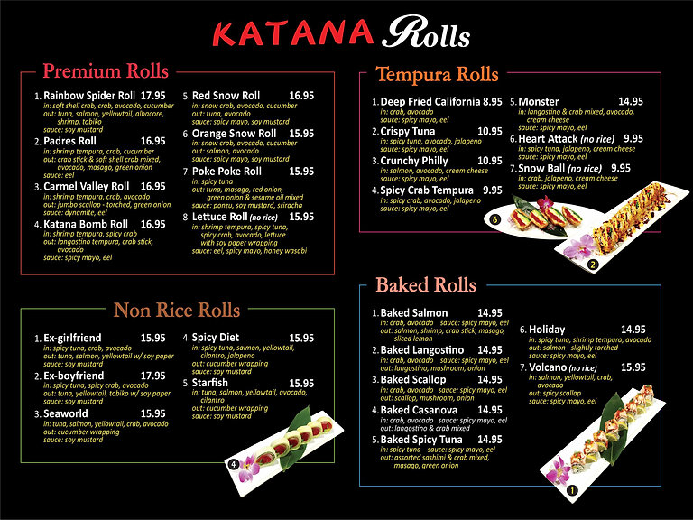 Katana p6 p7 p8_Rolls_Temp Baked Non Pre