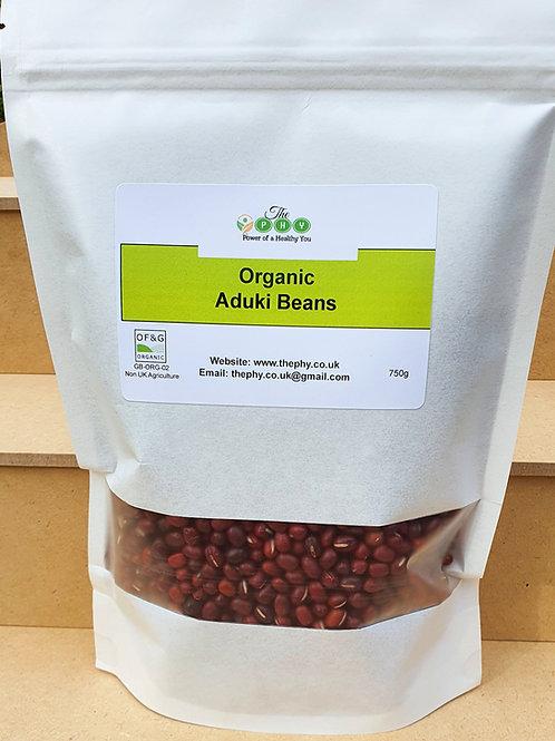 Organic Aduki Beans 750g