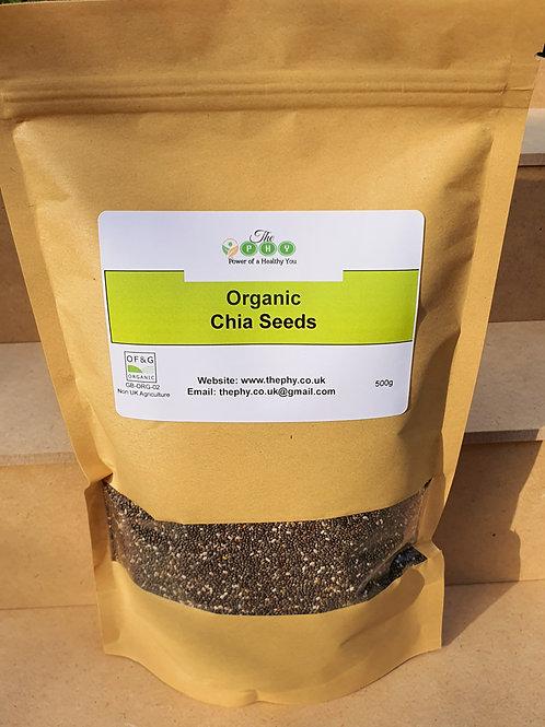Organic Chia seed  500g