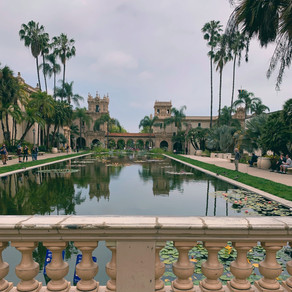 San Diego, het kleine broertje van Los Angeles