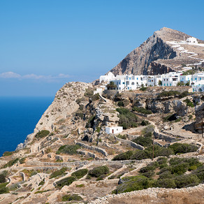 Cycladische beauty's Amorgos & Folegandros