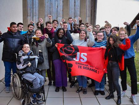 Joyeux Noël solidaire et une bonne année socialiste 2020