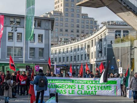 Davos : la fête est finie