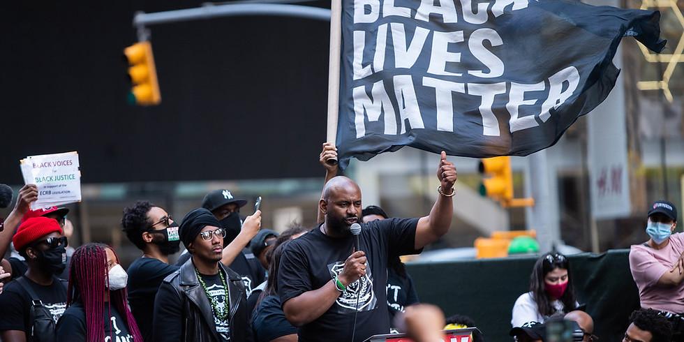 Manifestation contre le racisme