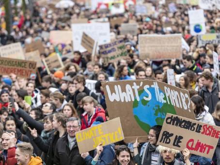 Perquisition de militants de la Grève du Climat - Un avant-goût de la loi MPT ?