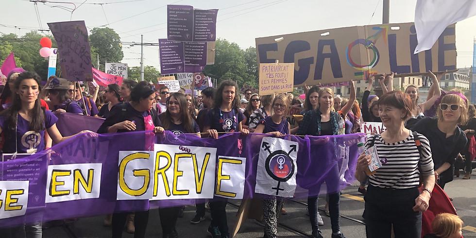 Grève des femmes, grève féministe