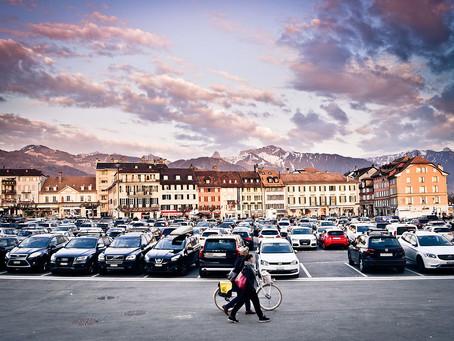 Vevey: une place pour les piétons et moins pour les voitures